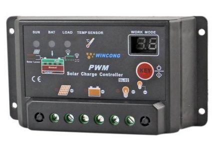 Контроллер для солнечных батарей