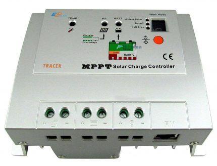 mppt контроллер для солнечных батарей