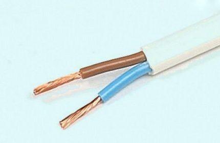 Дополнительная обработка концов кабеля