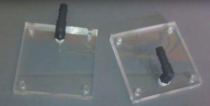 Пластины топливной ячейки