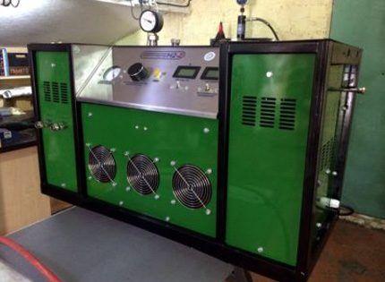 Промышленный водородный генератор