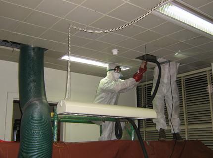 Ремонт вентиляционной системы специалистами