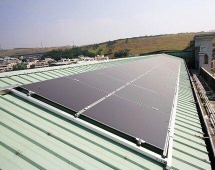 Аморфные солнечные панели