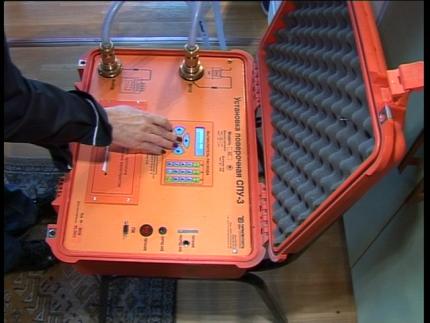 Оборудование для проверки счетчика без снятия