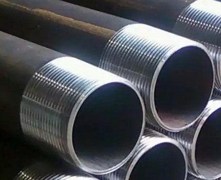 Обыкновенные стальные трубы
