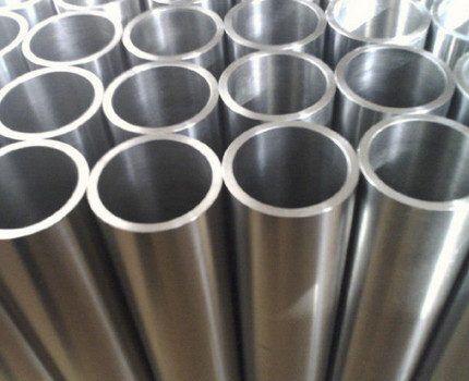 Трубы из легированной стали