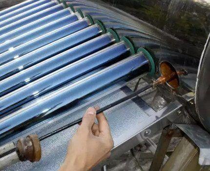 Элемент теплового канала heat pipe