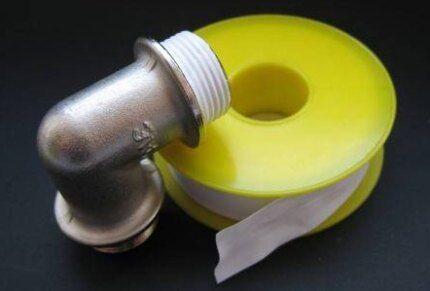 Фум-лента для газового вентиля