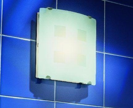 Вентилятор с подсветкой