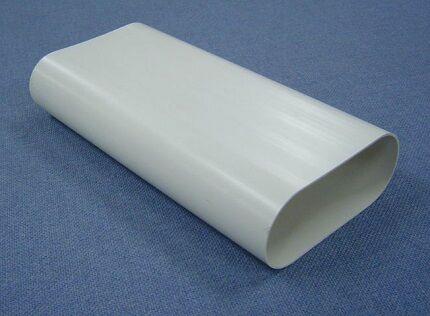 Овальная форма воздуховода