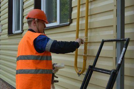 Проверка стыков труб очень важный аспект безопасности