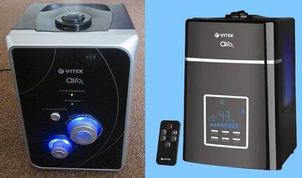 Ionizer Humidifier