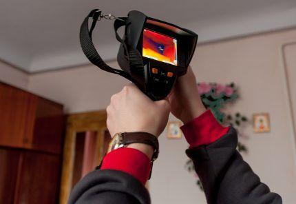 Проведение энергоаудита в доме