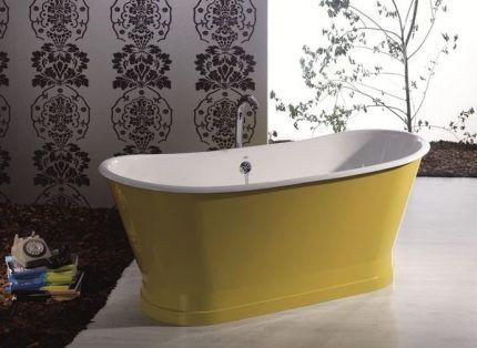 Отечественная ванна Antica