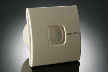Вентилятор со съемной панелью