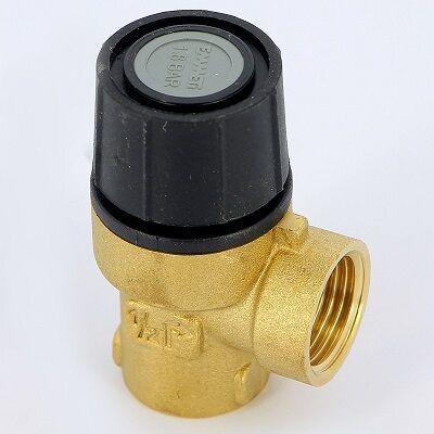 Латунный предохранительный клапан