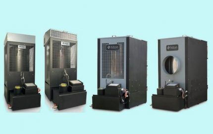 Heaters for testing Hiton