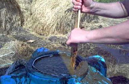 Качество субстрата для получения биотоплива