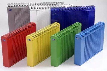 Запрет на окраску радиаторов из алюминия