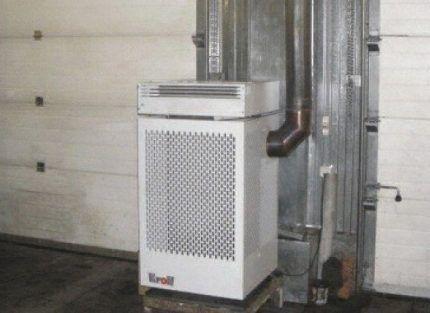 Kroll Heat Gun