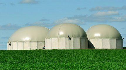 Промышленные биотопливные установки