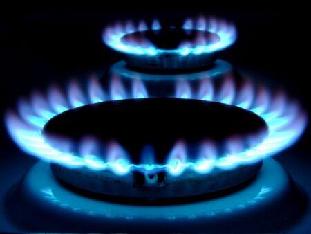 Достаточный объем газа для горения всех конфорок