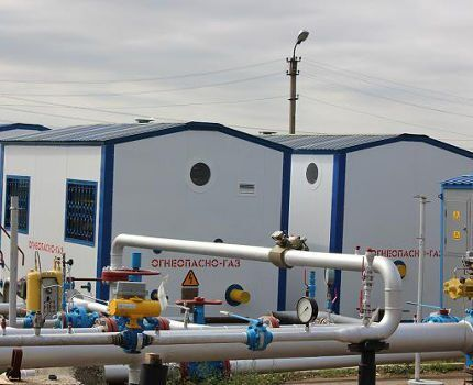 Газорегуляторная станция