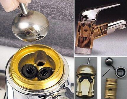 Ball cartridge