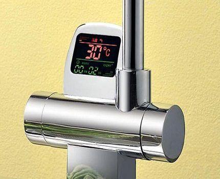 Термостатический смеситель