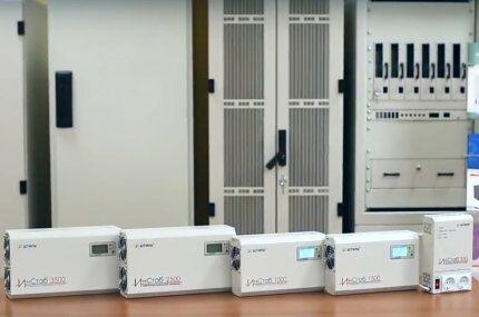 Модельный ряд тиристорных стабилизаторов «Штиль»