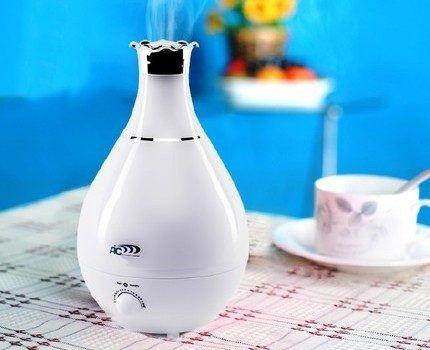 Увлажнитель воздуха с ароматизатором