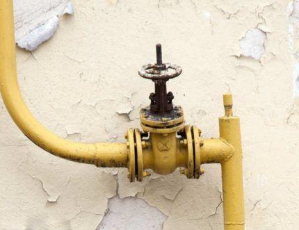 Через невідомих осіб, які перекрили газові стояки, 27 квартир по вулиці Національної гвардії перебували без газопостачання