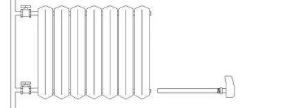 Значение длины радиатора