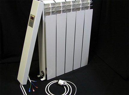 Радиатор с ТЭНом