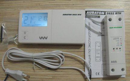 Прибор Auraton-2025
