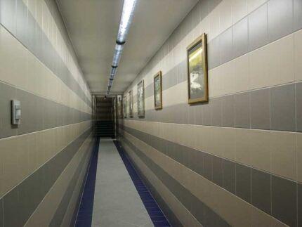 Проходной выключатель в коридоре