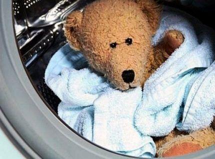 Универсальное использование стиральной машины