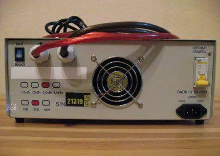 Инверторный агрегат