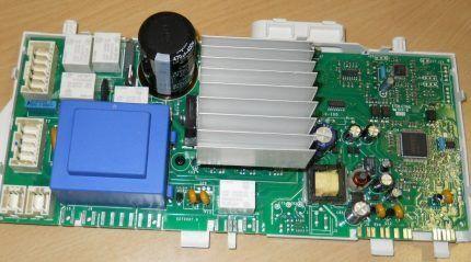 Контроллер стиральной машины Аристон