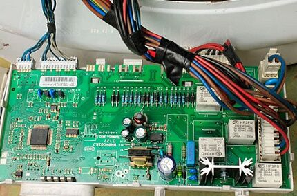 Firmware for the controller of the washing machine