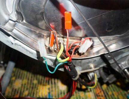 Датчики стиральной машины