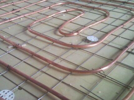Copper circuit