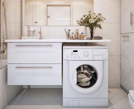 Автоматическая стиральная машинка