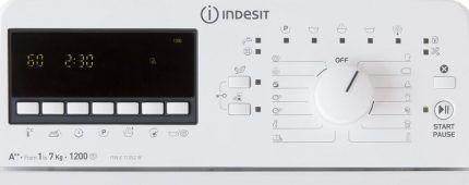 Дисплей стиралки ITWE 71252G
