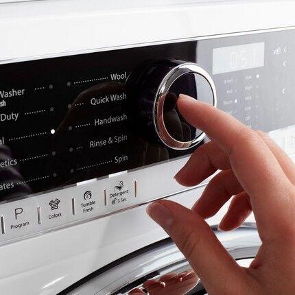Функция отсрочки старта в стиральной машине