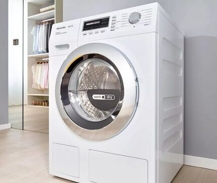 Washing machine from the company Mile