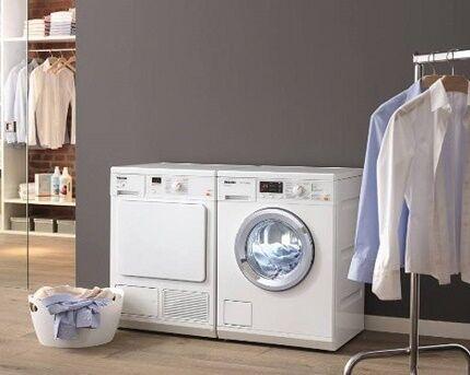 Excellent result washing machine Mile