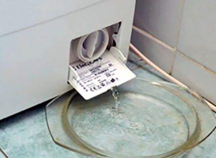 Крышк фильтра машинки