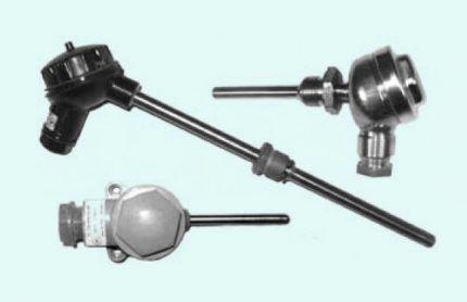 Терморезисторы разных видов