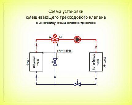 Схема подключения №3